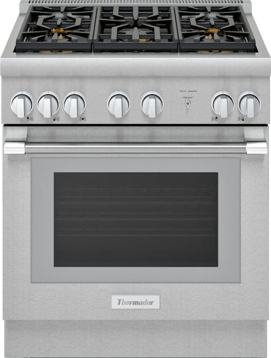 Prg305wh 30 Inch Pro Style Gas Range