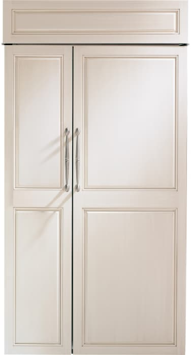 Monogram Zis420nk 42 Inch Built In Side By Side Refrigerator With