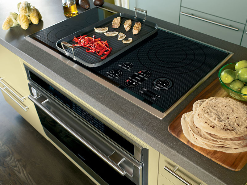 Wolf Ct36ep 36 Inch Smoothtop Electric Cooktop With 5