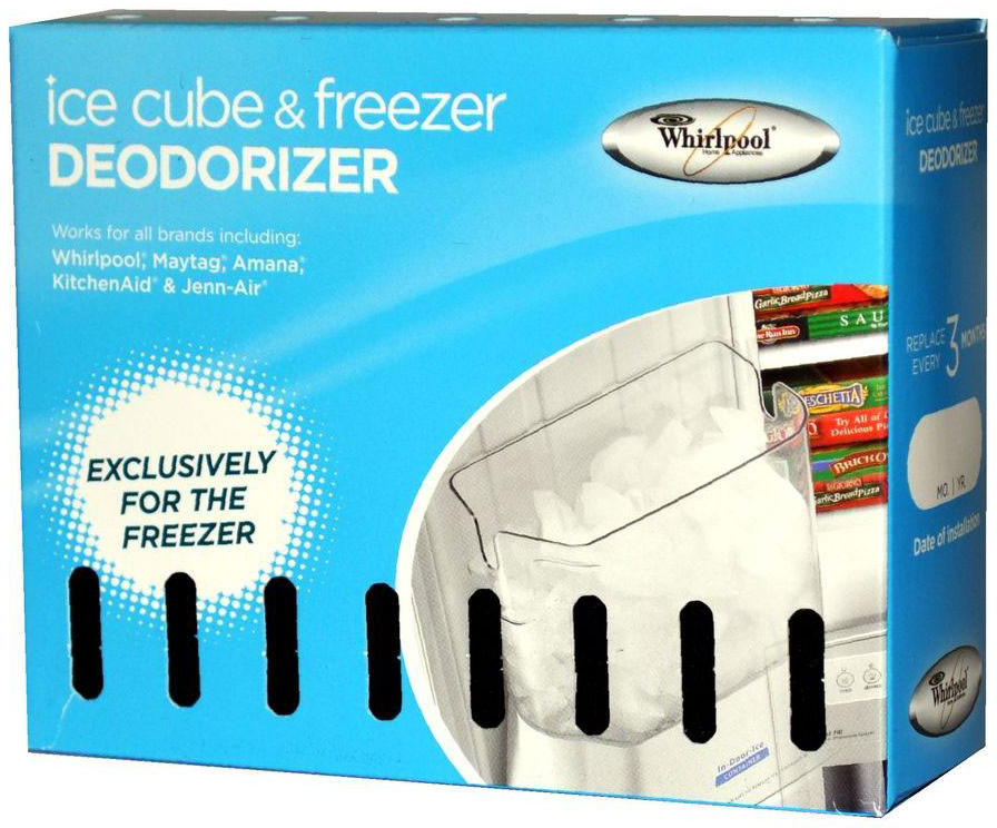 Whirlpool 4392894SRB Ice Cube and Freezer Deodorizer - 3
