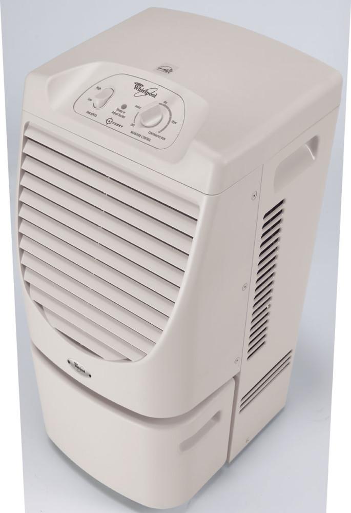 ad40dsr 40 pint capacity basement dehumidifier with manual controls