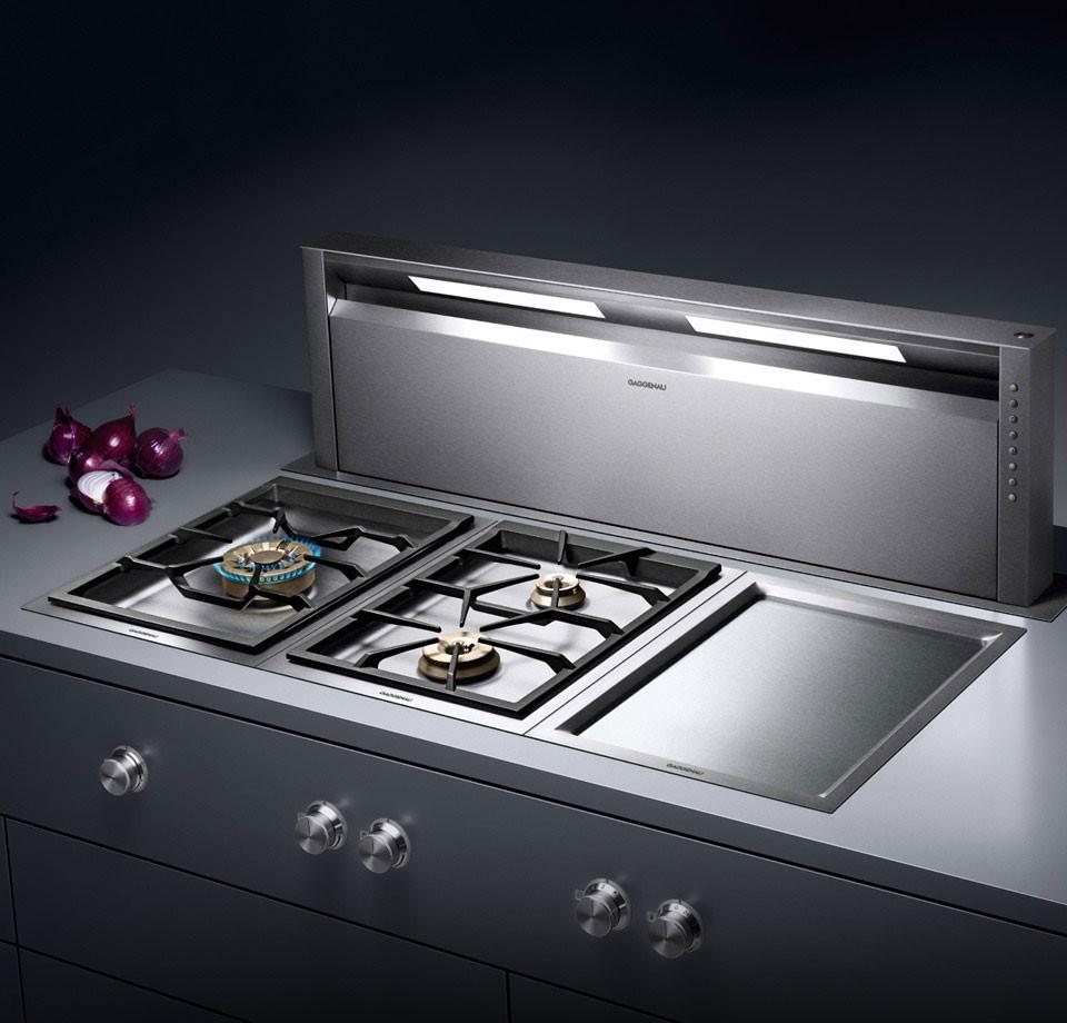 Gaggenau Al400720 Downdraft Ventilation System With