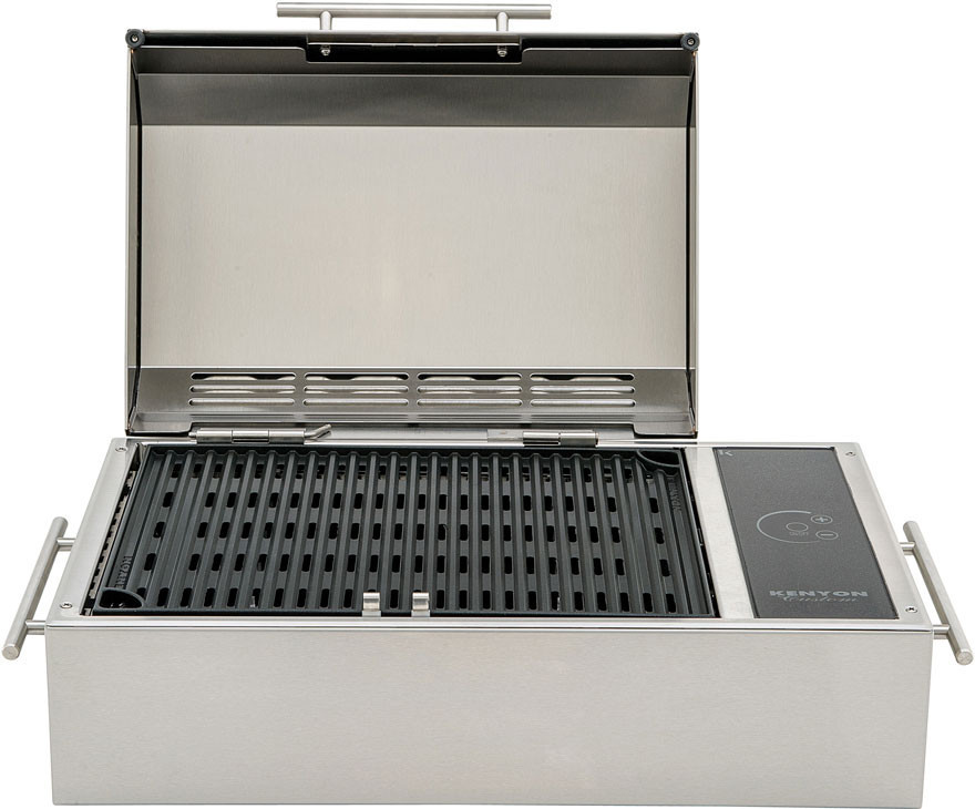 Kenyon B70090 21 Inch Portable Electric Grill With