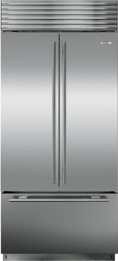 Sub Zero Bi36ufdsth 36 Inch Built In French Door