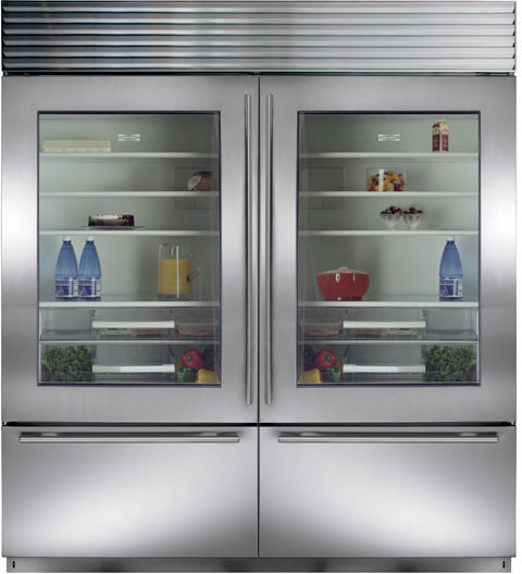 Sub Zero Bi36ug 36 Inch Built In Bottom Freezer