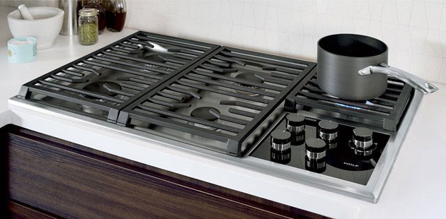 Wolf Cg365ts 36 Inch Transitional Gas Cooktop With 5 Dual