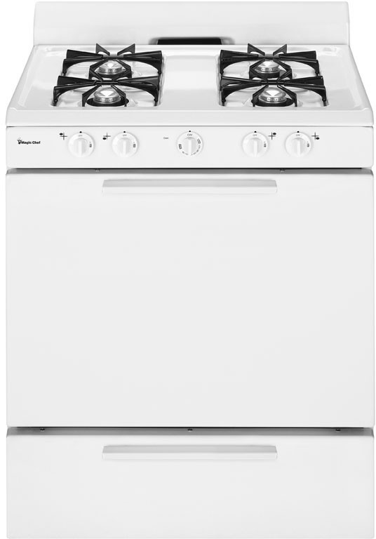 Magic Chef Cpr1100adw 30 Inch Freestanding Gas Range With
