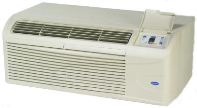 Carrier 52meu153 15 000 Btu Packaged Terminal Heat Cool