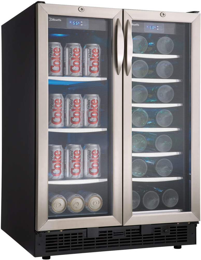 Danby Dbc2760bls 23 Inch Built In Beverage Center Wine