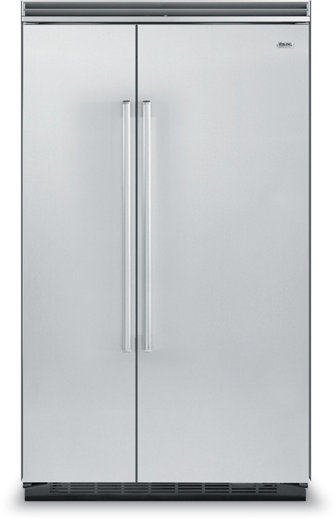 Viking Ddsb548ss 48 Inch Quiet Cool Built In Side By Side