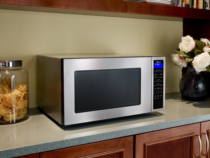 Dacor Dmw2420s 2 0 Cu Ft Countertop Micrwave Oven With