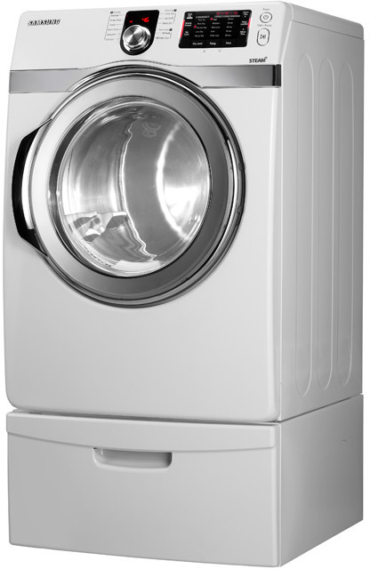 Samsung Dv419aew 27 Inch Electric Dryer With 7 4 Cu Ft