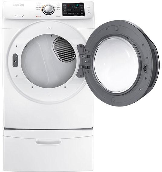 Samsung Dryer Side Venting Dv 2a