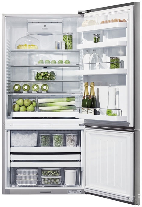 Fisher Amp Paykel E522brxfd2 17 6 Cu Ft Counter Depth