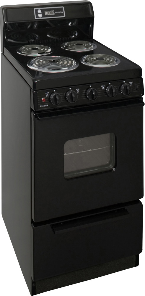 Premier Eak220bp 20 Inch Freestanding Electric Range With