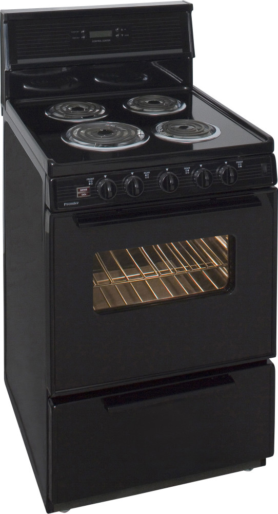 Premier Eck240bp 24 Inch Freestanding Electric Range With