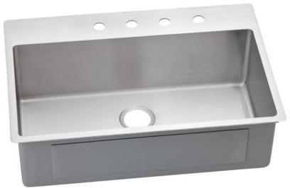 Ada Compliant Drop In Kitchen Sink  Inch