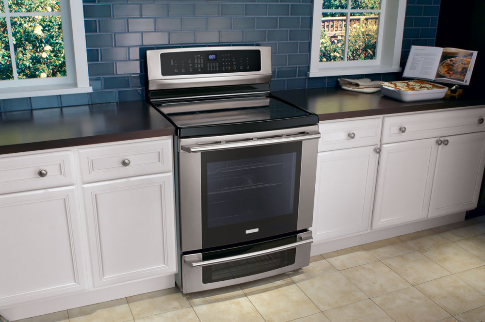 Electrolux Ei30if40ls 30 Inch Freestanding Induction Range