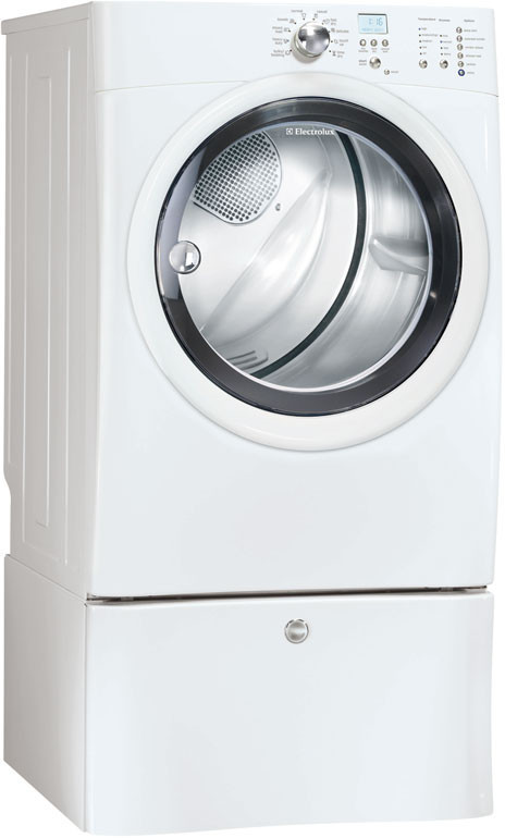 Electrolux Eied50liw 27 Inch 8 0 Cu Ft Electric Dryer
