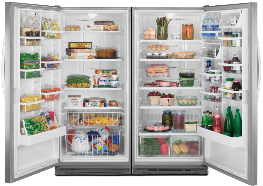 how to put shelves back in whirlpool refrigerator