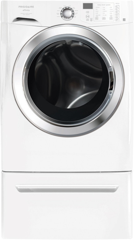 Frigidaire Fafs4272lw 27 Inch Front Load Washer With 3 81