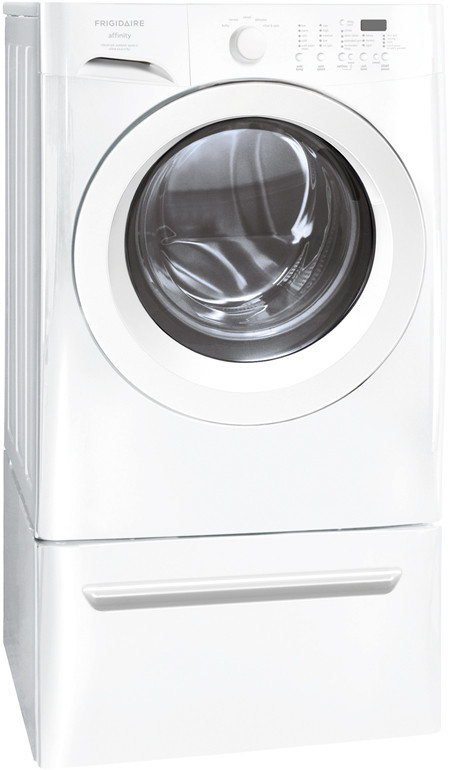 Frigidaire Fafw3801lw 27 Inch Front Load Washer With 3 26