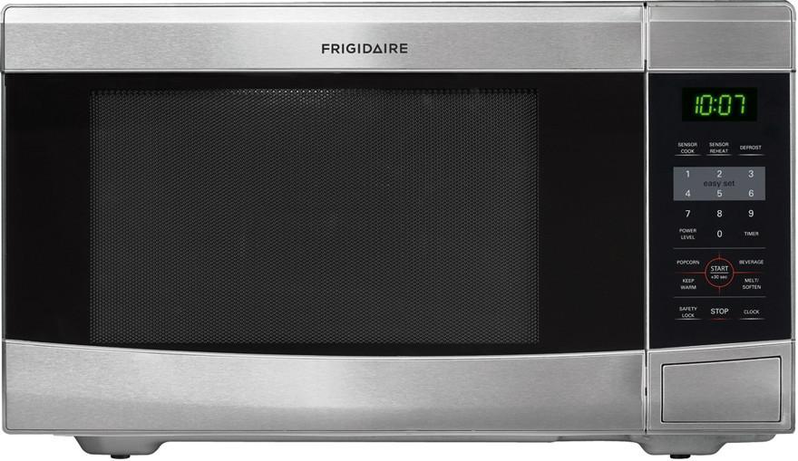 Frigidaire Ffcm1134ls 1 1 Cu Ft Countertop Microwave