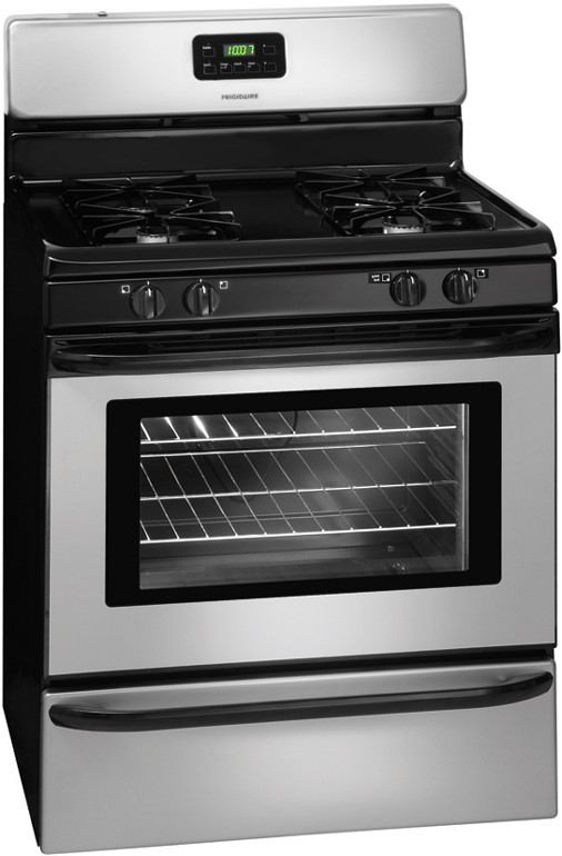 Frigidaire Ffgf3015lm 30 Inch Freestanding Gas Range With