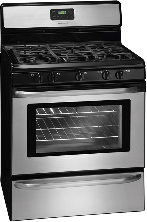 Frigidaire Ffgf3049ls 30 Inch Freestanding Gas Range With