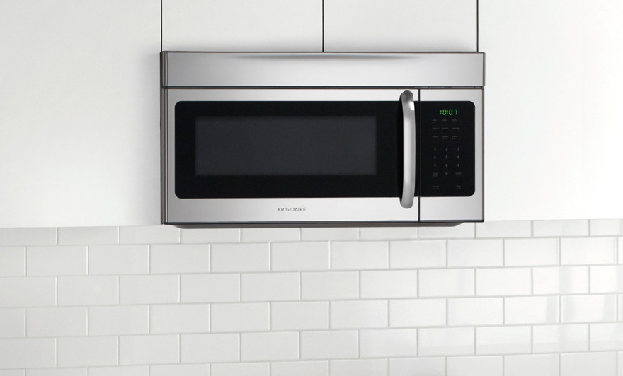 Frigidaire Ffmv164ls 1 6 Cu Ft Over The Range Microwave