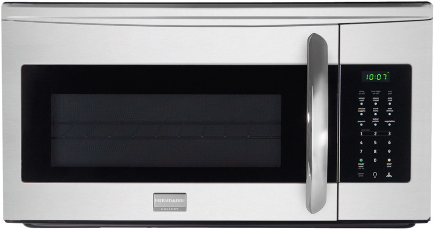 Frigidaire Fgmv174k 1 7 Cu Ft Over The Range Microwave