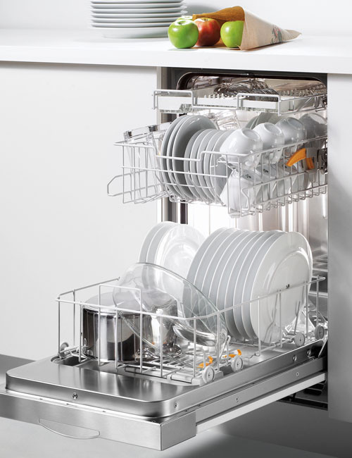Miele G4580scvi 18 Inch Fully Integrated Dishwasher With 6
