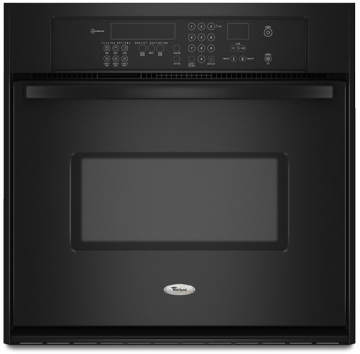 Whirlpool Gbs309pv 30 Inch Single Electric Wall Oven With