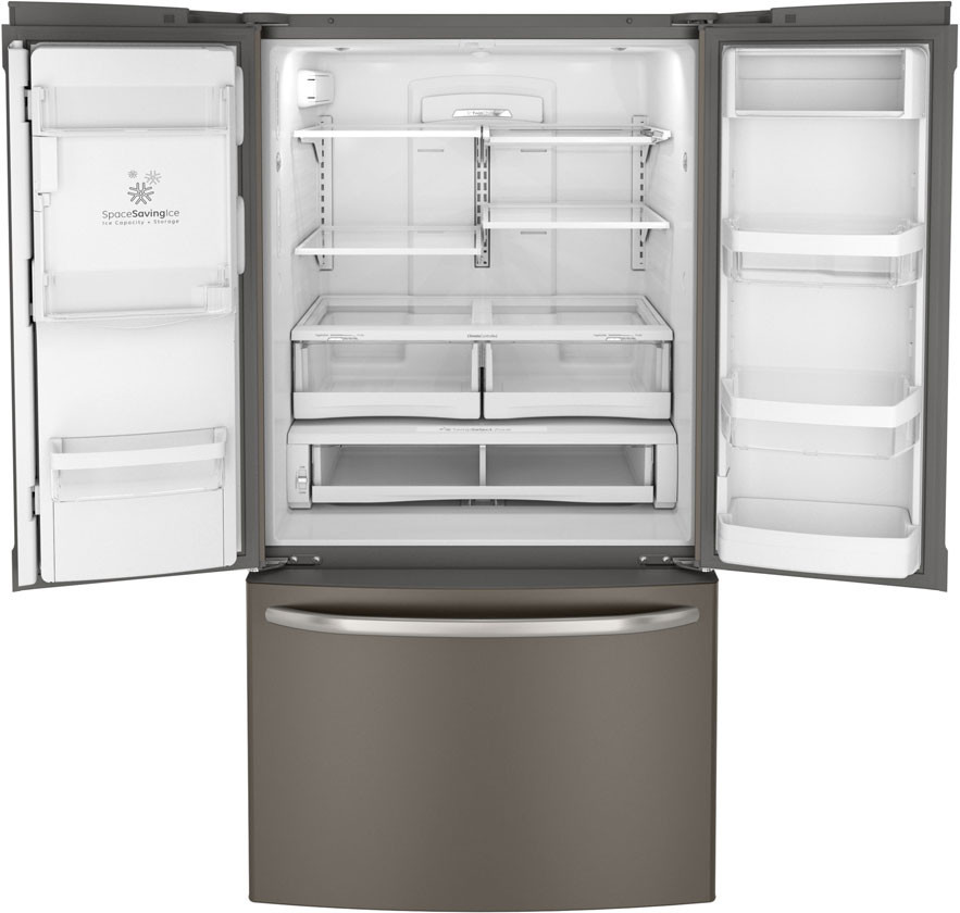 Ge Gfe29hmdes 28 6 Cu Ft French Door Refrigerator With