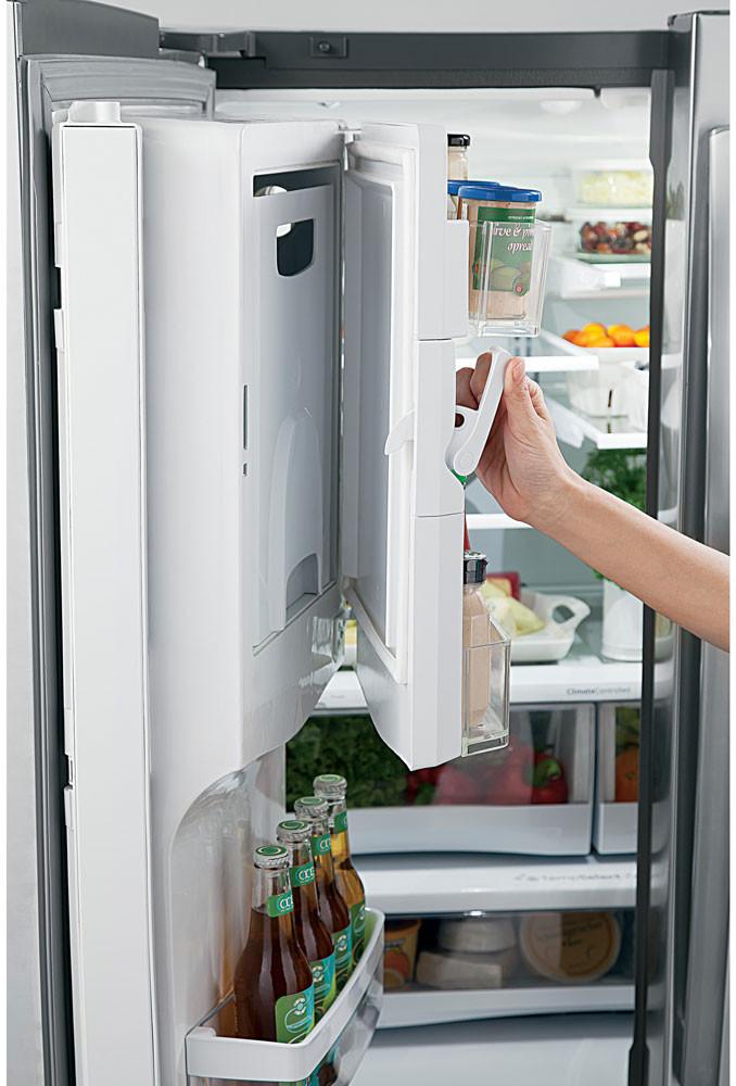 Ge Gfe29hmdes 28 6 Cu Ft French Door Refrigerator With