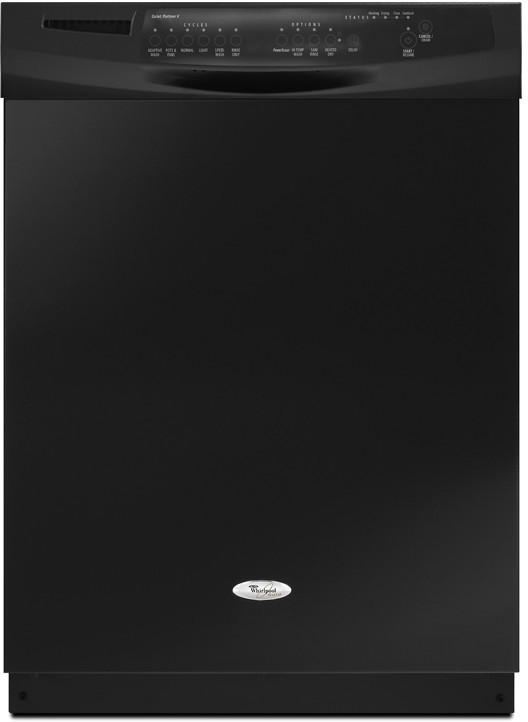 Whirlpool Gu3600xtvb Full Console Dishwasher With 6
