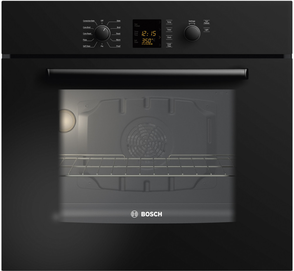 Bosch Hbl3460uc 30 Inch Electric Wall Oven With Convection