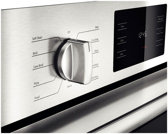 Bosch Hbl5451uc 30 Inch Single Electric Wall Oven With 4 6