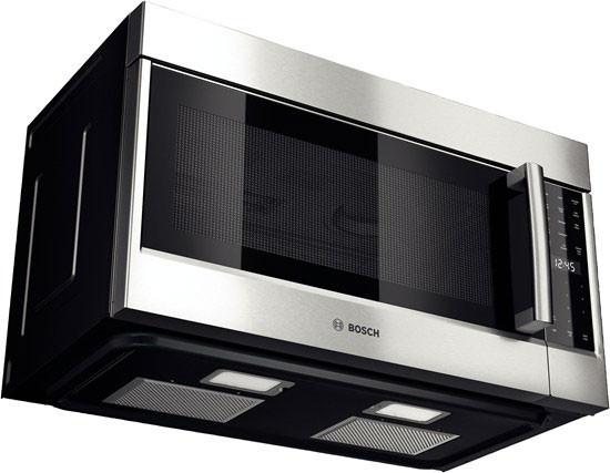 Bosch Hmv8052u Over The Range Microwave Oven With 1 8 Cu