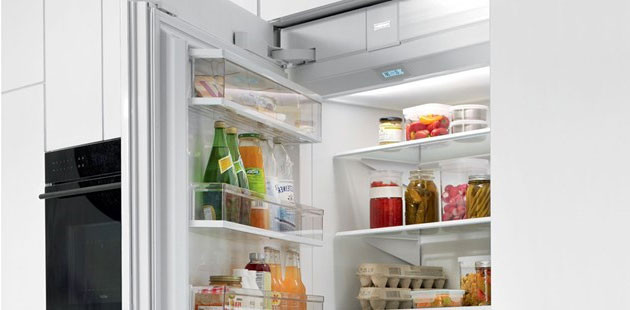 Sub Zero It36ciid 36 Inch Fully Integrated Bottom Freezer