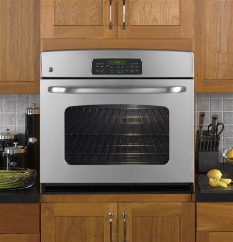 Ge Jtp31srss 30 Inch Single Electric Wall Oven With 4 4 Cu