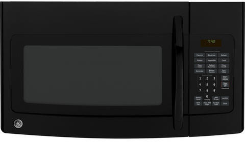 Ge Jvm1740 1 7 Cu Ft Over The Range Microwave Oven With