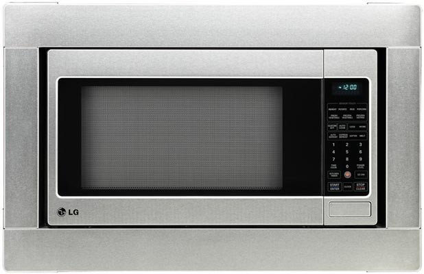 Lg Lcrt2010st 2 0 Cu Ft Countertop Microwave Oven With