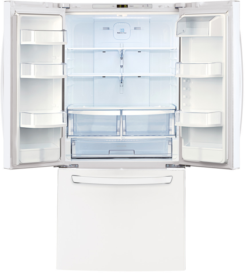 Lg Lfc22770sw 30 Inch French Door Refrigerator With 21 6