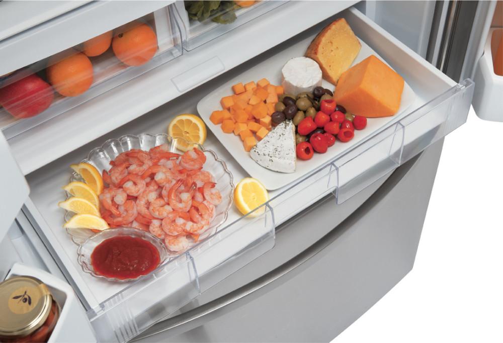 Lg Lfx25974st 36 Inch French Door Refrigerator With 24 7