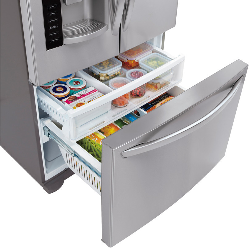 Lg Lfx28968st 36 Inch French Door Refrigerator With 27 6