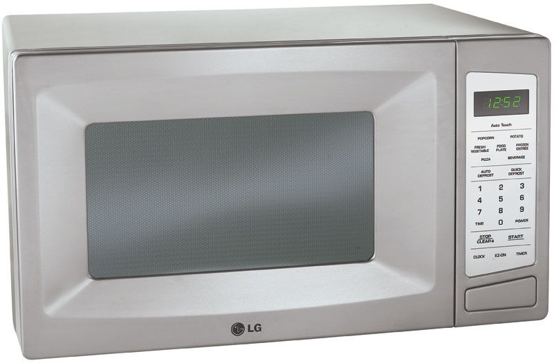 Countertop Microwave 12 Inch Depth : LG LMAB1240ST 1.2 Cu. Ft. Countertop Microwave with 1200 Cooking Watts ...
