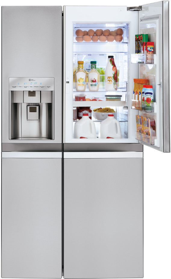Lg Lsc22991st 36 Inch Counter Depth Side By Side