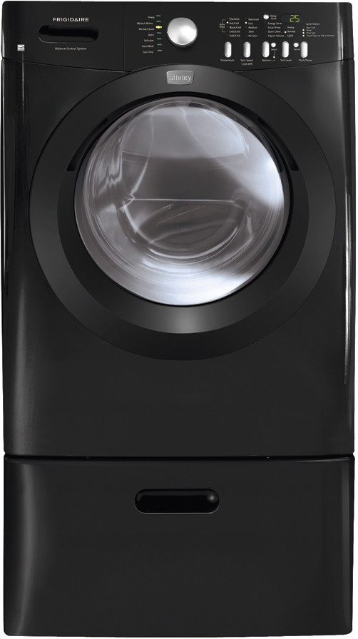 Frigidaire Fafw3511kb 27 Inch Front Load Washer With 3 5