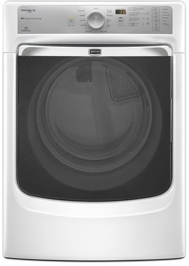 Maytag Med6000aw 27 Inch 7 4 Cu Ft Electric Dryer With 5